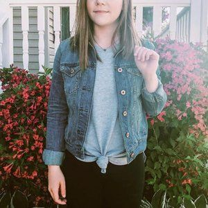 Nicole Alex Tops - Nicole Alex Gray Frankie Tank With Bralette Insert